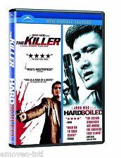 JOHN WOO: THE KILLER + HARD BOILED (ENG SUB) - WS *NEW DVD*