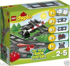 LEGO ® DUPLO ®: 10506 ferrovia Accessori Set/appena/Morbida! NUOVO & OVP!