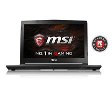 ( RA ) MSI GS43VR Phantom Pro-006 14'' i7-6700HQ 16GB GTX1060 6GB 128GB+1TB