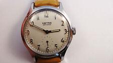 HERMA vintage watch uhr handwinder handaufzug
