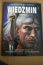 Wiedźmin - Geralt - KOMIKS WITCHER COMICS POLISH EDITION