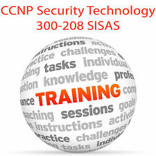 Cisco CCNP Security Technology 300-208 SISAS - Video Training Tutorial DVD