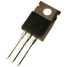 2 IRF540 Vishay Siliconix MOSFET Transistor 100V 28A 150W 0,077R TO220AB 854122