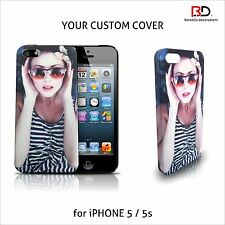 Custom Cover for IPHONE 5 / 5s - Cover Personalizzata per IPHONE 5 / 5s