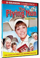 The Flying Nun: 60s TV Series Complete Seasons 1 & 2 Sally Field Box / DVD Set