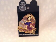 DISNEY PIN TRADING The Hunchback of Notre Dame Bell DANGLE PIN CARD