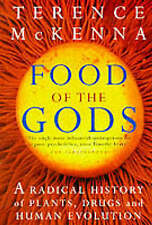 Food of the Gods Terence McKenna Paperback NEW Book Free UK Shipping