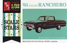 AMT 1:32 1961 Ford Ranchero Plastic Model Kit AMT984
