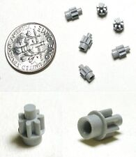 6pc TYCO 440-X2 Style NEW ISSUE HO Slot Car 7 tooth PINION GEAR