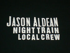 Jason Aldean Night Train Local Crew T-shirt Size XL