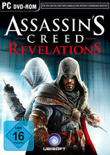 Figuras assassins creed Revelations para PC | mercancía nueva | completamente en alemán!