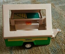 Tonka Pop-Up Camper Trailer Green Metal Vintage Toy Popup