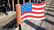 AMERICAN FLAG Car Antenna Topper. U.S.A. FLAG Patriotic Antenna Topper