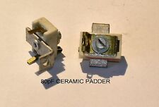 VARIABLE CERAMIC/MICA PADDER/TRIMMER CAPACITOR 6 ~ 80pF