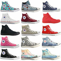 Converse Chucks All Star HI CT Sneaker Turnschuhe Schuhe Damen  Gr. 36-42 NEU