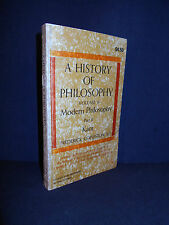 History of Philosophy Vol 6 Pt II : Modern Phil. Kant by Frederick J. Copleston