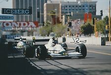 Julian Bailey Hand Signed Team Lotus 12x8 Photo F1 2.