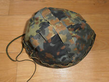 GERMAN FLECKTARN HELMET COVER VERSION 1 - S57-61