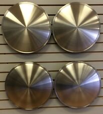 """14"""" RACING DISK Full Moon Hubcap Wheelcover SET"""