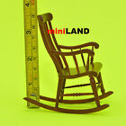 Miniature HighEnd Rocking Chair 2855WN dollhouse WN