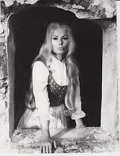 """VIVI BACH (Pressefoto '66) - """"PFEIFEN, BETTEN, TURTELTAUBEN"""""""