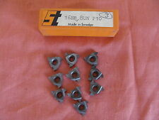 NEW OLD STOCK SNAP TAP 16ER 8UN P10 CARBIDE THREADING INSERTS  LOT OF 10