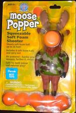 MOOSE POPPER TOY BY HOG WILD, NEW IN BOX 2013