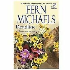Deadline by Fern Michaels (2012, Hardcover) Large Print