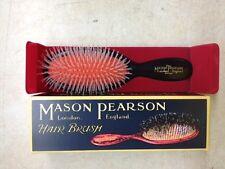 Mason Pearson Pure Nylon Hair Brush Pocket Size N4