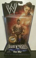 The Miz Autographed Signed Jakks WWE Classic Superstars Survivor Series  1/1000