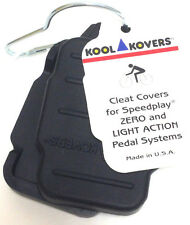 NEW KOOL KOVERS BICYCLE  SPEEDPLAY ZERO LIGHT ACTION PEDAL CLEAT COVERS