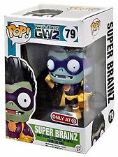 Funko POP! Games Super Brainz Plants vs Zombies Garden Warfare 2 Exclusive #117