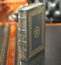 George Bush All The Best Signed Easton Press Sealed Brand New Leather Bound