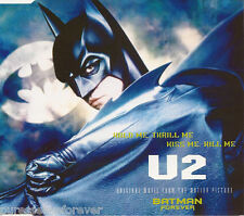 U2 - Hold Me, Thrill Me, Kiss Me, Kill Me (UK 3 Tk CD Single)