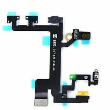 Power Mute Volume Button Switch Connector Flex Ribbon Cable For iPhone 5S 5GS