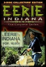 EERIE INDIANA THE ORIGINAL TV SERIES (1991) COMPLETE COLLECTION NEW 3 DVD BOXSET