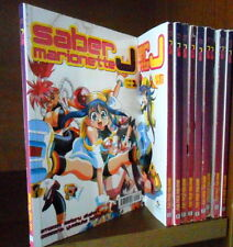 SABER MARIONETTE J 1/10 - PLAY PRESS - MANGA COMPLETA !!!