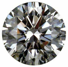 3.5 ct Round World's Best Cubic Zirconia Top Russian Quality 9.5 mm
