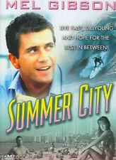 Summer City (DVD, 2007) RARE OOP NEW 1977  MEL GIBSON'S 1ST MOVIE ( THRILLER )