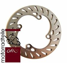 EBC rear brake rotor / disk / disc - Honda XR 400 R -'96-'03 - stainless steel
