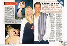 Coupure de presse Clipping 1994 (2 pages) Lauralee Bell Les Feux de l'amour