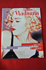 Madonna Special Tear-Out Photo 1993 Book Magazine