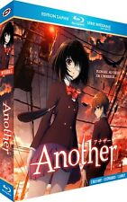 ★Another ★ Intégrale + OAV - Edition Saphir [2 Blu-ray]