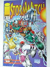 1 x comic-estados unidos-Stormwatch-nº 3-July-Image-inglés - z.1
