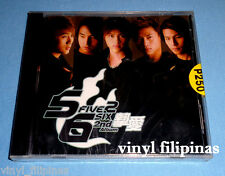 PHILIPPINES:5566 - 2nd ALBUM CD ALBUM,RARE,SEALED,Asain,Taiwan,C-Pop