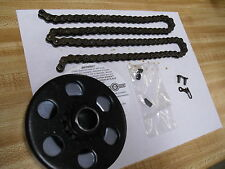 "GO CART MAX TORQUE MINI BIKE CLUTCH 35 PITCH CHAIN  3/4"" BORE 12 TOOTH SPROCKET"