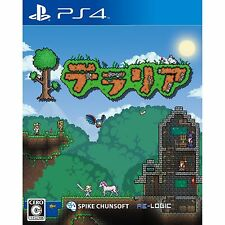 TERRARIA PS4 PLAYSTATION 4 - Video Game - BRAND NEW & SEALED!!!