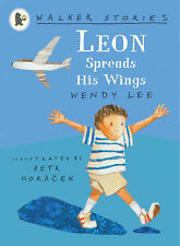 Wendy Lee Leon Spreads His Wings (Walker Story) Very Good Book