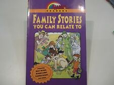 Family Stories You Can Relate To Reading Rainbow Readers VG Condition Paperback
