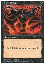 Rito Oscuro - Dark Ritual MTG MAGIC 5E Eng
